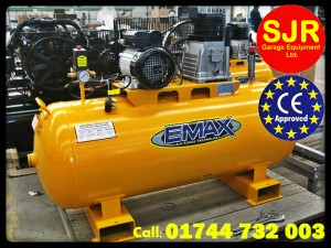 yellow affordable air compressor