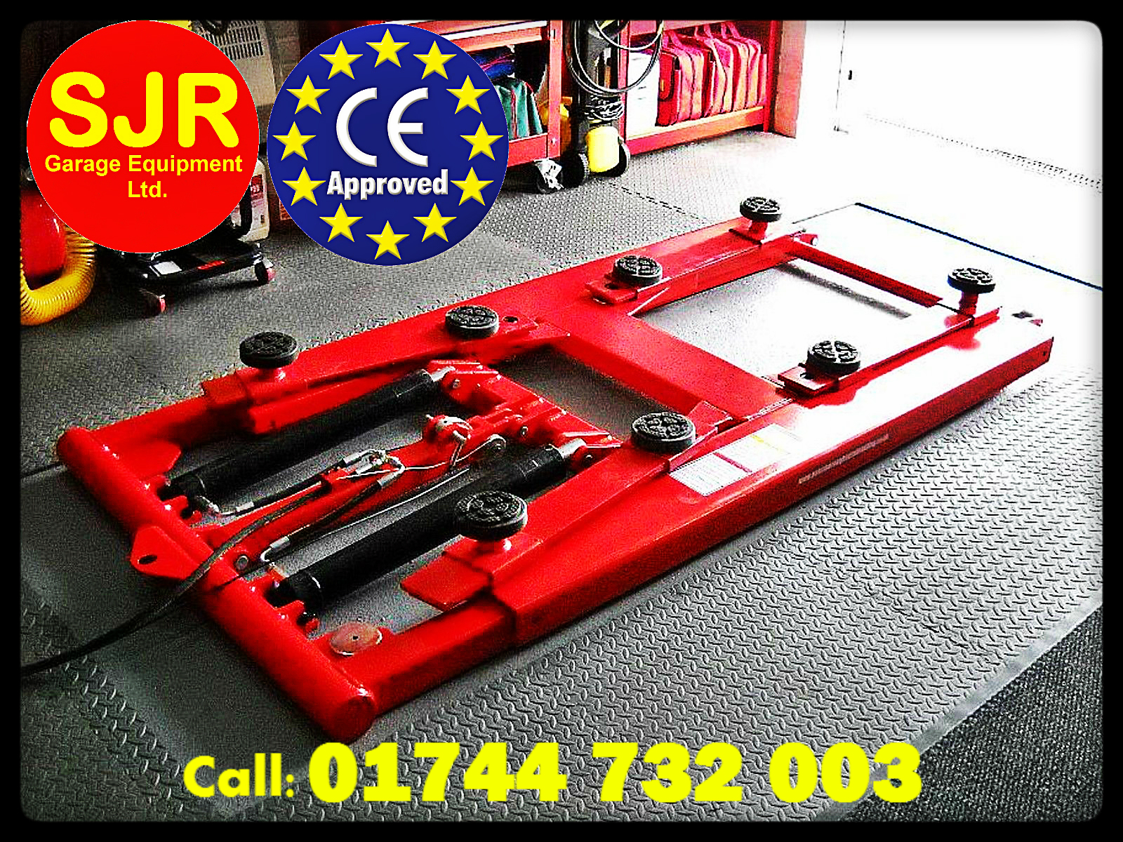 Single Post Car Lift For Sale Uk